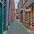 Back Street Love by Frank Welder