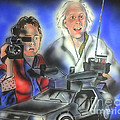 Back To The Future by Jacob Logan