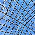 Backbend In The Louvre by Lexi Heft