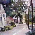 Backstreet by Kris Parins