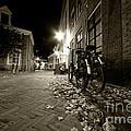 Backstreet Of Amersfoort  by Rob Hawkins