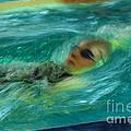 Backstroke by Randi Grace Nilsberg