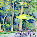 Backyard Retreat by Dan Redmon