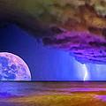 Bad Moon Rising by Dominic Piperata