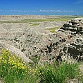 Badlands National Park  1 by Susan McMenamin