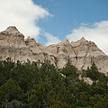 Badlands National Park View by Natural Focal Point Photography