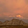 Badlands Softlight South Dakota by Steve Gadomski