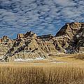 Badlands South Dakota by Aaron J Groen
