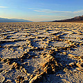 Badwater Basin by Michael Sims