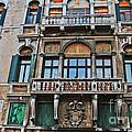 Baffo Balcony by Elvis Vaughn