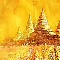 Bagan Heat by Ryan Fox