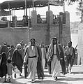 Baghdad Steet Scene by Underwood Archives