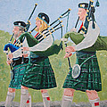 Bagpipers by Jill Ciccone Pike
