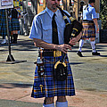 Bagpipes by Tommy Anderson
