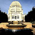 Bahai Temple by Sue Conwell