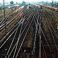 Bahnhof Cottbus by Marc Philippe Joly