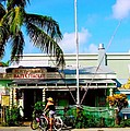 Bait And Tackle Key West by Iconic Images Art Gallery David Pucciarelli