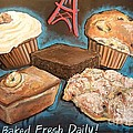 Baked Fresh Daily by Sophie Vigneault