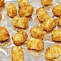 Baked Potato Treats by Lee Serenethos