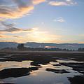 Bakersfield Sunrise by Meghan at FireBonnet Art