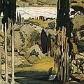 Bakst, L�on 1866-1924. Daphnis Et by Everett
