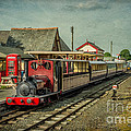 Bala Lake Railway by Adrian Evans