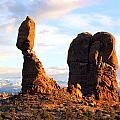 Balance Rock by National Park Service