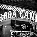Balboa Candy Sign On Balboa Island Newport Beach by Paul Velgos