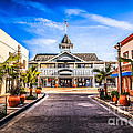 Balboa Main Street In Newport Beach Picture by Paul Velgos