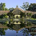 Balboa Park Botanical Building - San Diego California by Ram Vasudev