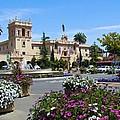 Balboa Park by Ricardo J Ruiz de Porras