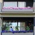 Balconies 4 by Kume Bryant
