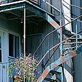 Balcony 1 by Kume Bryant