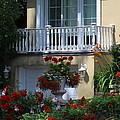 Balcony 3 by Kume Bryant