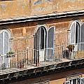 Balcony by Bill Howard