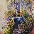 Balcony by Elena Sokolova