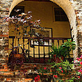 Balcony St Lucia by Tom Prendergast