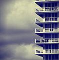 Balcony Study by Amy Cicconi