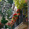 Balcony by Tracy Winter