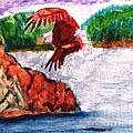 Bald Eagle by Stanley Morganstein