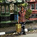 Bali Indonesia Proud People 1 by Bob Christopher