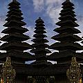 Bali Water Temple by Ben Yassa
