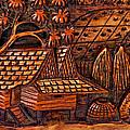 Bali Wood Carving by Steve Harrington