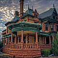 Ball Eddleman Mcfarland House by Joan Carroll