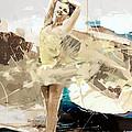 Ballerina 34 by Mahnoor Shah