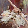 Ballerina 36 by Mahnoor Shah