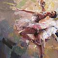 Ballerina 40 by Mahnoor Shah