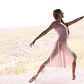 Ballet Dancer by Chuck Seller