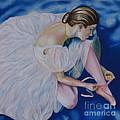 Ballet Dancer by Jorge Rueda