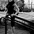 Ballet On Lombard Street by Eric Tressler
